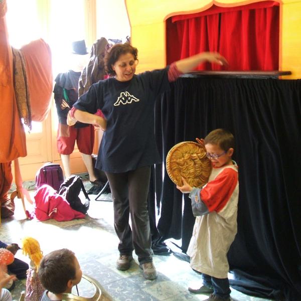 Classes Théâtre et Marionnettes