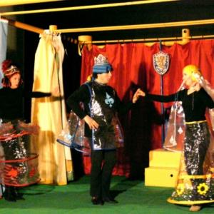 Création de costumes de spectacle