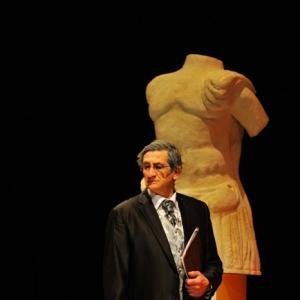 Création de sculpture pour le théâtre